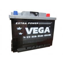 Akumulator VEGA 55Ah 420A